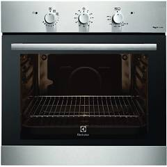 Electrolux F13gx 60 cm multifunctional anti-fingerprint gas oven Quadro
