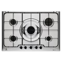 Electrolux Rgg72520ox Gas hob cm. 75 - stainless steel anti-fingerprint