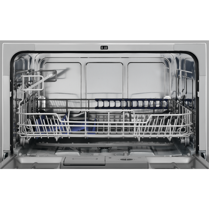 Photos 3: Electrolux Compact dishwasher cm. 55 - 6 place settings - white ESF2400OW