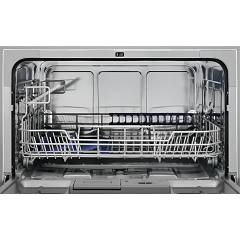 Photos 3: Electrolux ESF2400OW Compact dishwasher cm. 55 - 6 place settings - white
