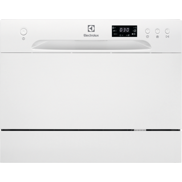 Photos 1: Electrolux Compact dishwasher cm. 55 - 6 place settings - white ESF2400OW