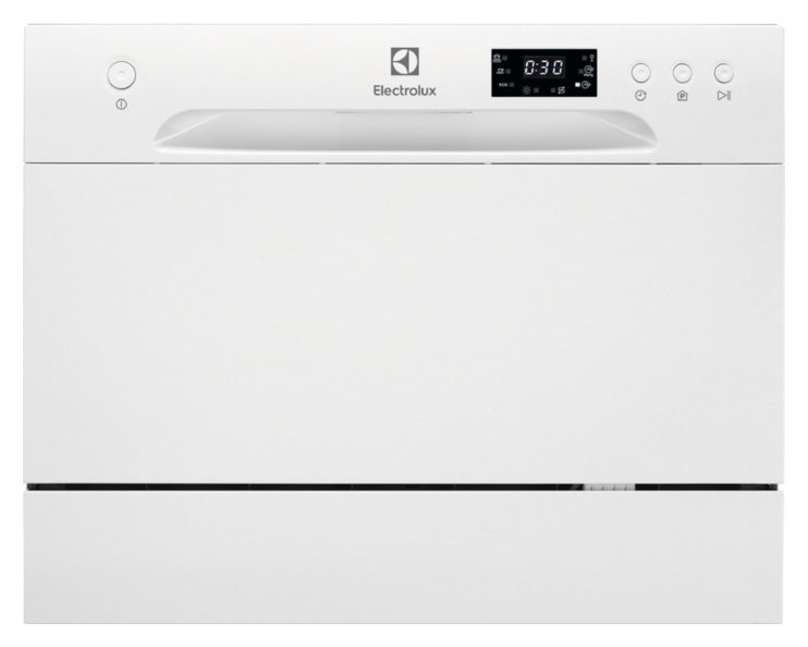 Photos 1: Electrolux ESF2400OW Compact dishwasher cm. 55 - 6 place settings - white