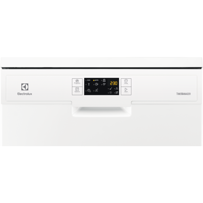 Photos 4: Electrolux Dishwasher cm. 60 - 13 covered - white - partial integrated ESF5545LOW