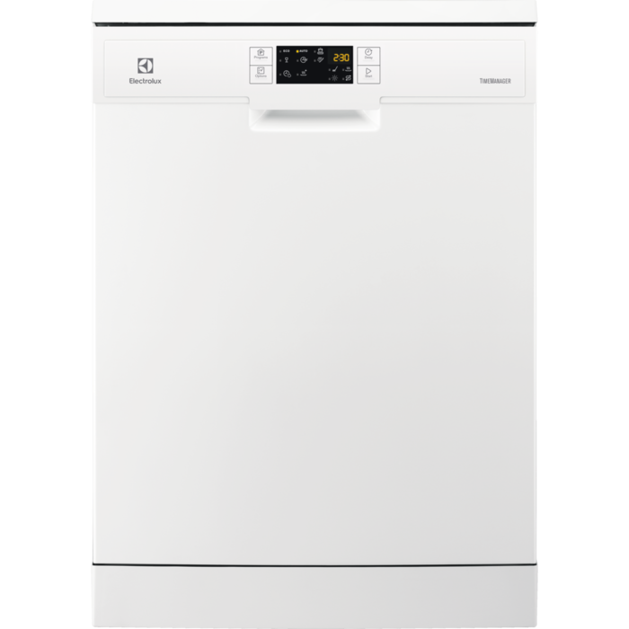 Photos 1: Electrolux Dishwasher cm. 60 - 13 covered - white - partial integrated ESF5545LOW