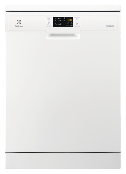 Photos 1: Electrolux ESF5545LOW Dishwasher cm. 60 - 13 covered - white - partial integrated