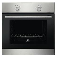 Electrolux Rzb1010aax Electric oven cm. 56 - stainless steel Easy Collection