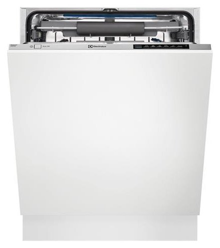 Photos 1: Electrolux ESL8522RO Total integrated dishwasher cm. 60 - 15 covers