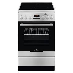 Electrolux Eki54953ox Striking kitchen cm. 50 x 60 - stainless steel 1 electric oven + 4 induction plates