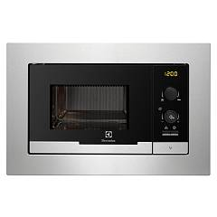 Electrolux Ems20107ox Microwave oven - cm. 60 h 39 - black