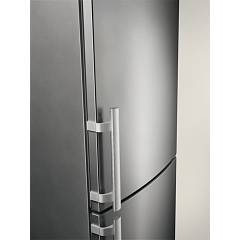 Photos 6: Electrolux Frigocongelatore cm. 60 h. 201 - lt. 334 - stainless steel anti-fingerprint EN3790MKX