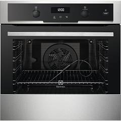 Electrolux Eoc5654tax Multifunction oven combined steam cm. 60 pyrolytic - black