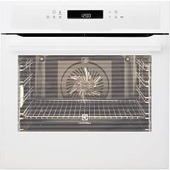 Electrolux Eoc5751fav Multifunction oven cm. 60 pyrolytic - white