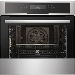 Electrolux Eoc5751fax Multifunction oven cm. 60 pyrolytic - black