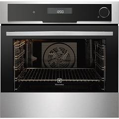 Electrolux Eoc6851dax Multifunction oven combined steam cm. 60 pyrolytic - black