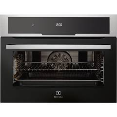 Electrolux Evk5840aax Compact multifunction oven cm. 60 pyrolytic - black