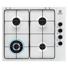 Electrolux Egs6414w Gas cooking top cm. 60 - white