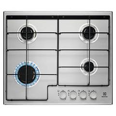 Electrolux Egs6424x Gas cooking top cm. 60 - inox