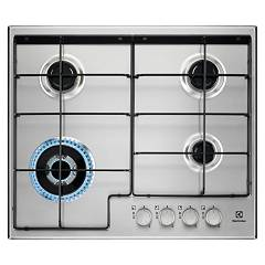 Electrolux Egs6434x Gas cooking top cm. 60 - inox