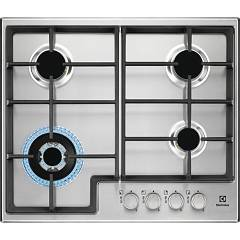 Electrolux Egs6436x Gas cooking top cm. 60 - inox