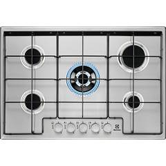 Electrolux Egs7534x Gas cooking top cm. 75 - inox