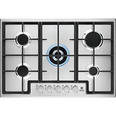 Electrolux Egs7536x Gas cooking top cm. 75 - inox