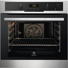 Electrolux Eoc6611aox Multifunction oven combined steam cm. 60 pyrolytic - stainless steel anti-fingerprint