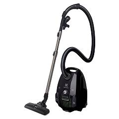 Electrolux Esp7green Trailed vacuum cleaner with bag - black