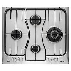 Electrolux Rgg6243lox Gas hob cm. 60 - stainless steel anti-fingerprint