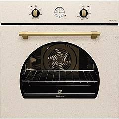 Electrolux Rob3200aon Multifunction oven cm. 60 - sand