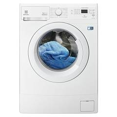 Electrolux Rws1061edw Washing machine cm. 60 - capacity 6 kg - white
