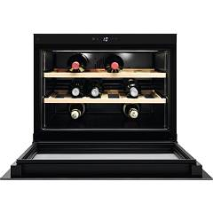 Electrolux Kbw5x Built-in wine cellar cm. 60 - 18 bottles stainless steel