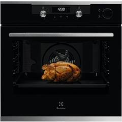 Electrolux Kocdh60x Multifunction oven combined steam cm. 60 - black Steamcrisp
