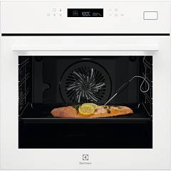 Electrolux Eob7s31v Combined steam oven cm. 60 - white