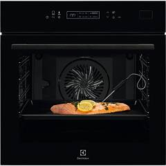 Electrolux Eob8s31z Combined steam oven cm. 60 - black