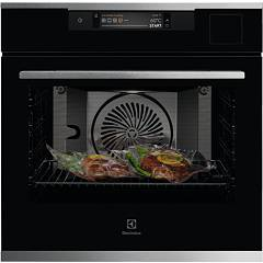 Electrolux Koaas31wx Combined steam oven cm. 60 - black