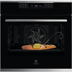 Electrolux Kobcs31x Combined steam oven cm. 60 - black