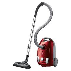 Electrolux Eeg43wr Bag vacuum cleaner - red