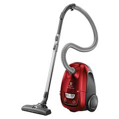 Electrolux Eusc66-cr Bag vacuum cleaner - chili red