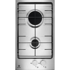 Electrolux Egg3222nox Gas hob cm. 29 - stainless steel Domino