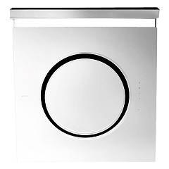 Elica 61612978a Wall hood cm. 80 white Om Touch Screen