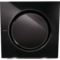 Elica 61614583a Wall hood cm. 55 black Mini Om
