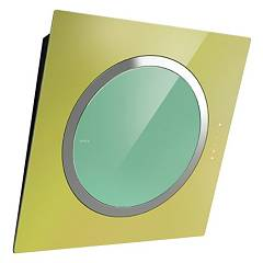 Elica Om Air Pop Wall hood cm. 75 - colored glass