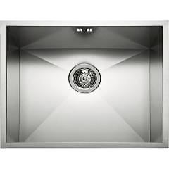 Elleci Square 500 Built-in sink 54 x 44 stainless steel Square