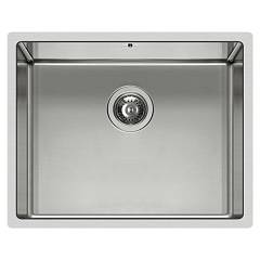 Elleci Square 500 R14 Built-in sink 54 x 44 stainless steel Square R14