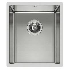 Elleci Square 340 R14 Built-in sink 38 x 44 stainless steel Square R14