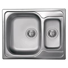 Elleci Special 250 62 x 49 stainless steel built-in sink Special