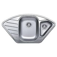 Elleci Special Esa 920 Stainless steel built-in sink 92 x 50 - left draining board Special