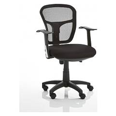 Eurosedia Linda Chair in nylon and fabric / network