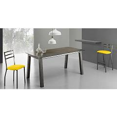 Eurosedia Super Extendible table l. 120 x 85