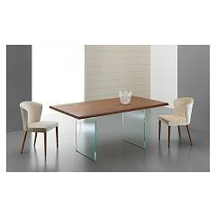 sale Eurosedia Triade Fixed Table L. 200 X 100